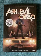 Ash vs Evil Dead: Season 1 (DVD, 2016, 2-Disc Set)