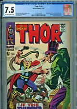 The Mighty Thor #146 (Marvel 1967) CGC 7.5
