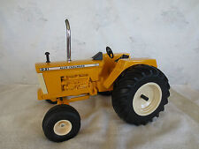 ERTL 1/16 ALLIS CHALMERS D21 INDUSTRIAL FARM TOY TRACTOR CUSTOM RARE L@@K!!!