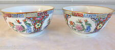 2 bols Chine porcelaine chinese bowl