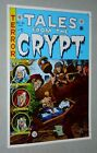 Original Tales from the Crypt 42 EC Comics horror cover artwork poster: 1970's