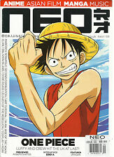 NEO, ANIME ASIAN FILM MANGA MUSIC, ISSUE, 109 (LUFFY AND CREW HIT THE UK AT LAST