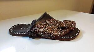 Arabian Style Sandals/Shoes