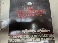 Ford 1960 Thunderbird Wiring Diagram Manual 60 Ebay