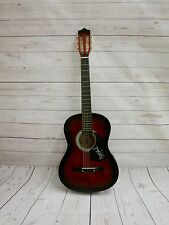 Clint Black Signed Acoustic Guitar LOM COA (G102)