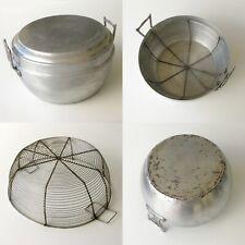 """9x11x48/"""" pouces Aluminium Pizza Peel amovible manche en bois Bakers Paddle Pelle"""