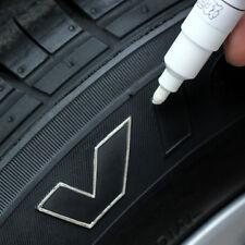 12Pcs Universal Waterproof Permanent Paint Marker Metal Pen Car Tire Tread Tyre
