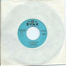 Eddie Floyd:On a Saturday night/Under my nose:UK Stax:Northern Soul