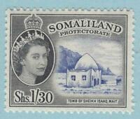 SOMALILAND 136  MINT NEVER HINGED OG ** NO FAULTS VERY FINE !