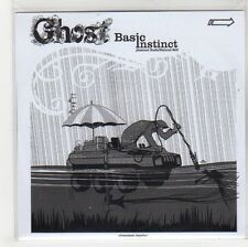 (GH25) Ghost, Basic Instinct  - DJ CD