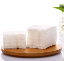 100/222 PCS Cotton Pads Wipes 5 x 6cm For Makeup Remover Nail Polish Removal