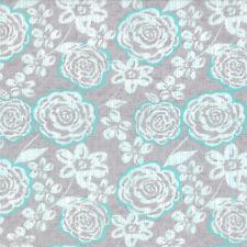 Moda Modern Roses Stephanie Ryan Floral Camelot Grey Patina Fabric Fat Quarter