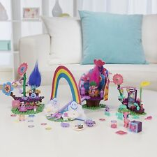 Trolls DreamWorks Poppy Coronation Party Playset Ages 6+ Toy Play Doll House