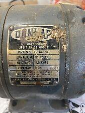 Dunlap Model Split Phase Motor #1157261