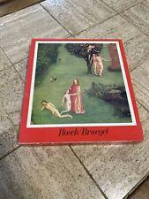 Bosch/Bruegel HARCOURT BRACE JOVANOVICH MASTERS OF ART SERIES  WITH BOX COVER