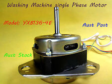 Washing machine spare parts Single Phase Motor replacement suit for many brands
