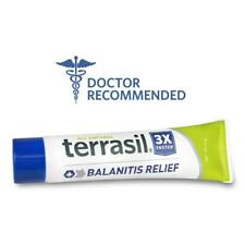 Terrasil® Balanitis Fast Healing & Relief - 100% Guaranteed, Doctor Recommended