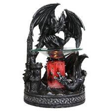 Black Dragon Burner Wax Tart Oil Candle Warmer Electric Polyresin