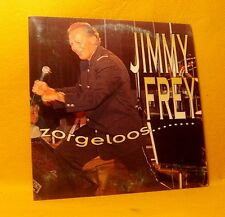 Cardsleeve single CD Jimmy Frey Zorgeloos 2TR 1996 Vlaamse Pop RARE !