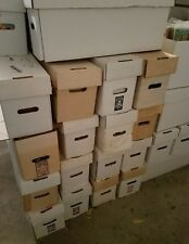 Long Box of DC Comic Books ALMOST GONE!!!