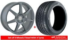 "Alloy Wheels & Tyres 18"" Inovit RD21 For Suzuki Grand Vitara [Mk2] 05-15"