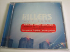 The Killers-HOT piede + Bonus Tracks-CD-NUOVO + ORIGINALE IMBALLATO!