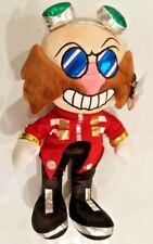 Sonic Plush Doll Figure Toy Mexican Bootleg Sega Game Eggman