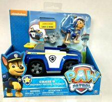 Paw Patrol Chase Highway Patrol Cruiser (nickelodeon) Vehicle & Figure NIB