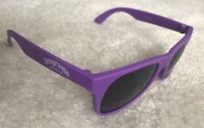 PROMOTIONAL Purple SUNGLASSES 🌞 SEAGRAM'S ESCAPES Alcoholic Beverage BRAND NEW