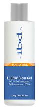 IBD LED/UV Clear Gel - 8oz # 65614 (AUTHENTIC)