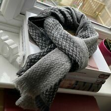 Warm Cashmere scarf Muffler Scarves Handmade Warm Unisex