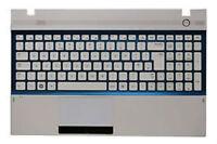 Genuine Samsung NP300V5A/NP305V5A Blue/White Top Housing/Keyboard  BA75-03251A