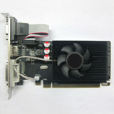 GPU HD6450 2GB DDR3 HDMI GRAPHIC VIDEO GRAPHICS CARD PCI EXPRESS FOR GAMING HOT