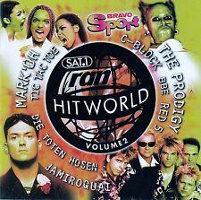 RAN HIT WORLD - VOL. 2 / 2 CD-SET (WARNER MUSIC GROUP 1997) - TOP-ZUSTAND