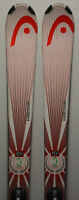 Skis parabolique d'occasion HEAD REV 75 - 156cm & 170cm - 2 Modèles différents