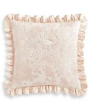 "Hotel Collection Classic Roseblush EURO SHAM One Only 26""x26"""