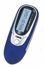 Naxa Nm-105 4 Gb Flash Mp3 Player - Blue - Fm Tuner, Voice Recorder - Lcd - Mp3,