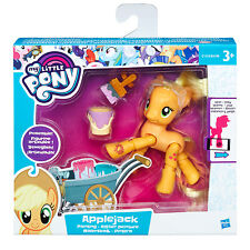 My Little Pony Friendship is Magic Applejack Painting Poseable Pony