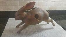 Easter Bunny Rabbit Birdhouse,Figurine
