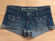 O'Neill Brand Denim Shorts Size 1 Jeans Cut Off