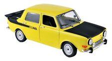 Solido 421436400 - 1/43 SIMCA RALLY 2, giallo, 1974-NUOVO