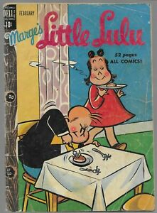 Marge's Little Lulu #20 1950 Dell Golden Age Comic Book
