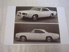 1967 PLYMOUTH  BARRACUDA   11 X 17  PHOTO  PICTURE