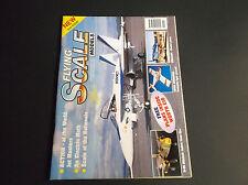 VINTAGE FLYING SCALE MODELS MAGAZINE NOV DEC 1997 R/C PLANE INCL PLAN *VG-COND*