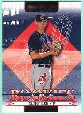 2002 Donruss Rookies #104 Cliff Lee RC