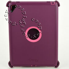 "Otterbox Defender Rugged Hard Shell iPad Pro 9.7"" Case w/Stand (Purple/Pink) NEW"