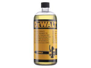 DEWALT DT20662 Chainsaw Oil 1 litre DT20662-QZ