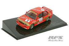 1 43 IXO BMW M3 E30 Winner Macau Guia Race Ravaglia 1987