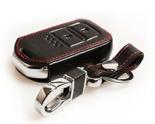 Honda Jazz HRV CRV BRV 2014-2017 Keyless Remote Leather Car Key Cover Case