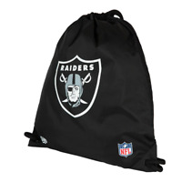 Las Vegas Raiders NFL Football Turnbeutel Gym Back Pack von New Era